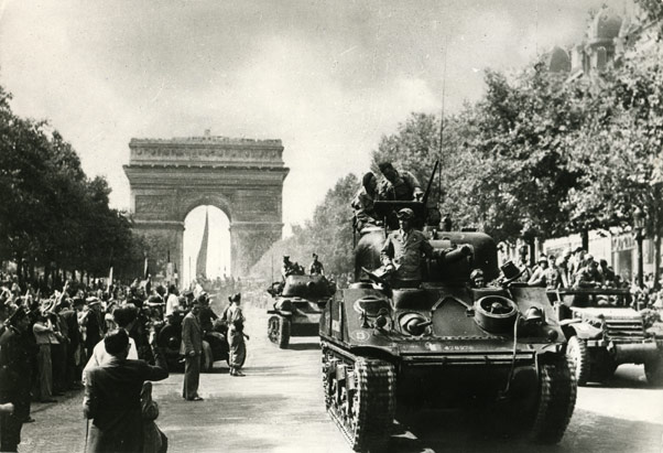 The Liberation of Paris - SL005