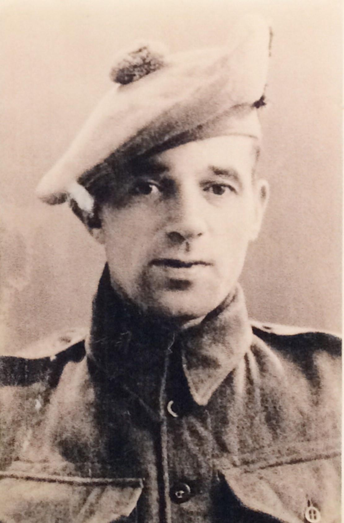 Private David McKellar - Mielje - LRNL225