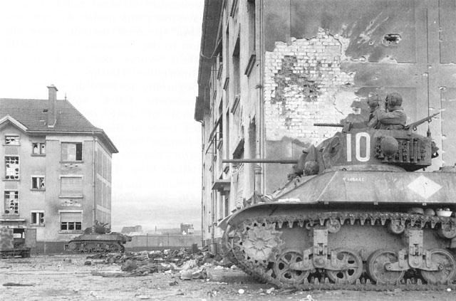 Libération de l'Alsace